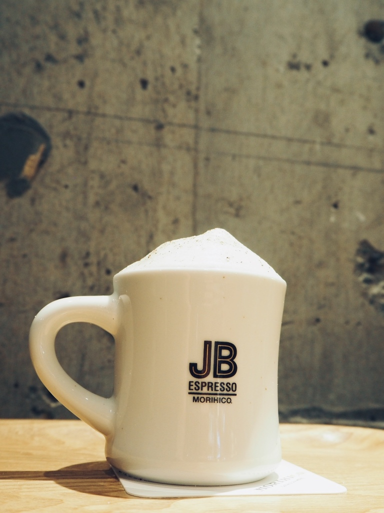 snow white latte by jb espresso +d morihico